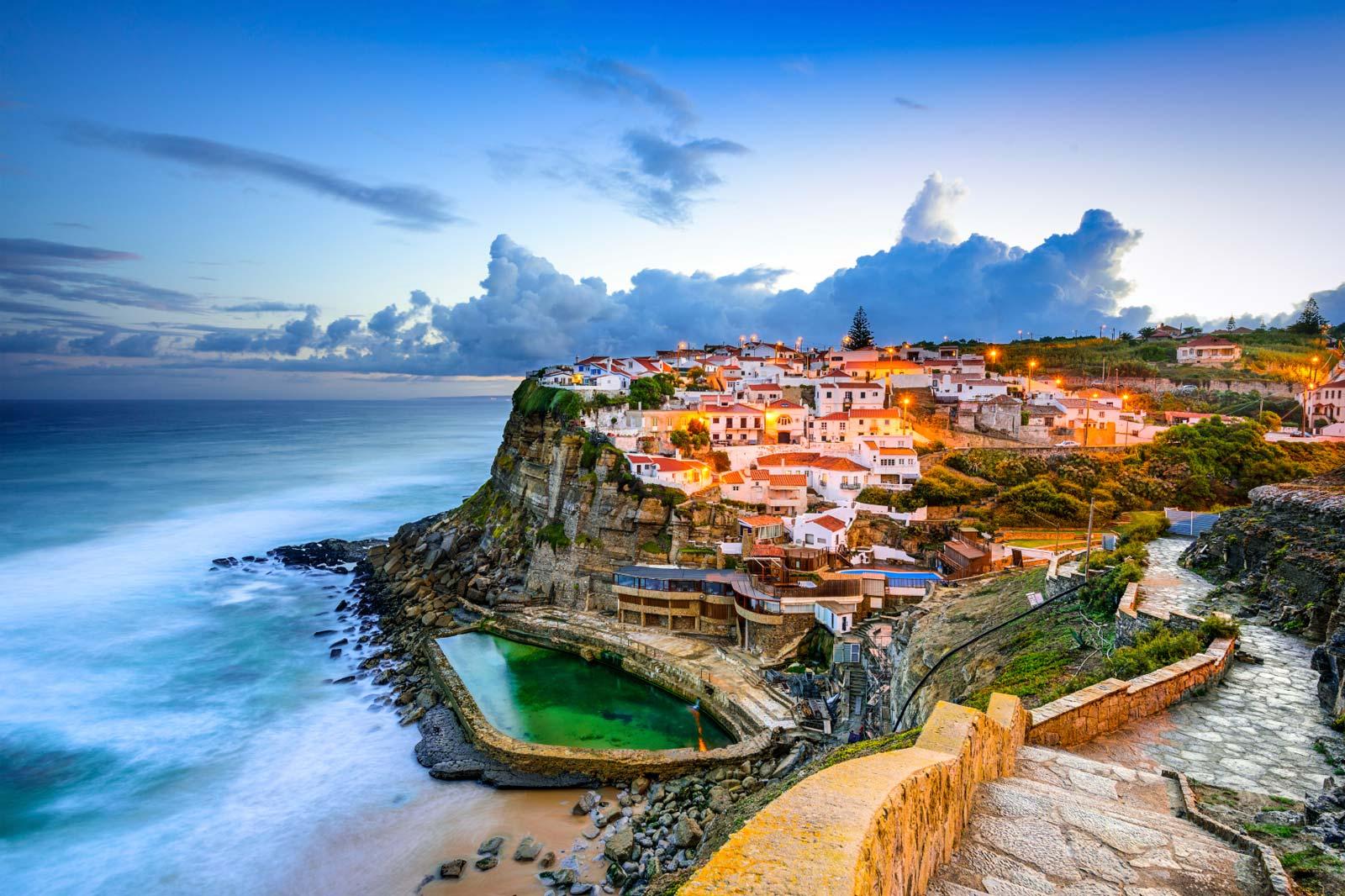 Arabayla Baştan Başa Portekiz
